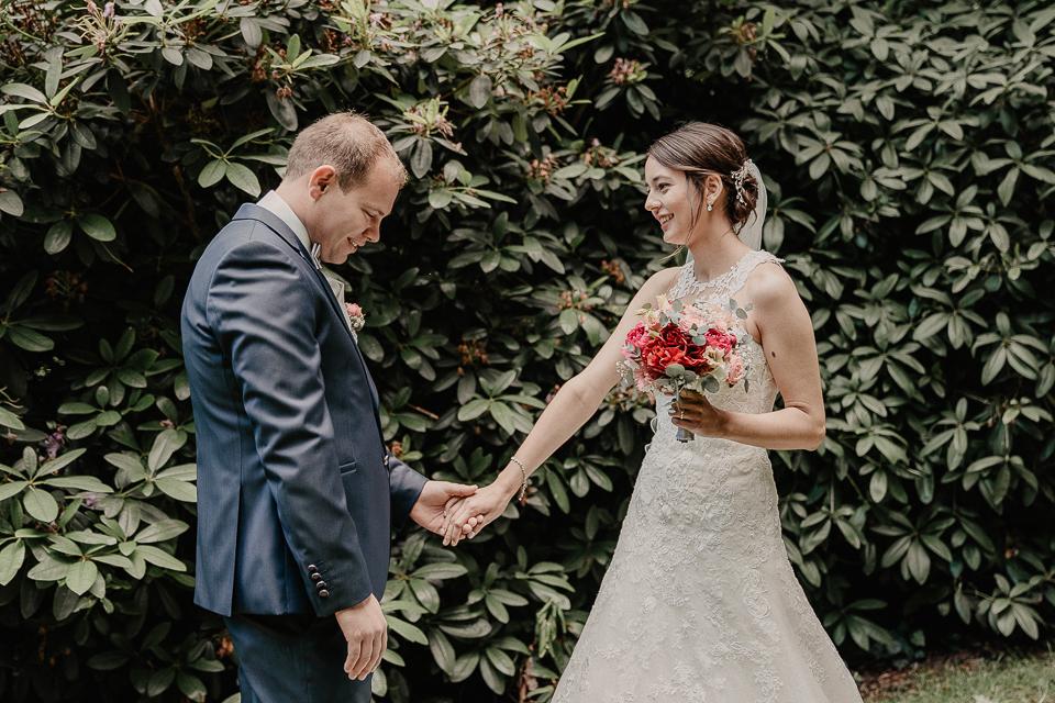 Der beste Zeitpunkt für das Brautpaarshooting