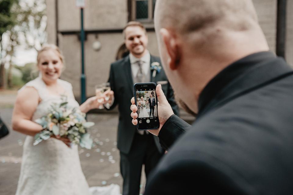 Hochzeitsreportage in Krefeld
