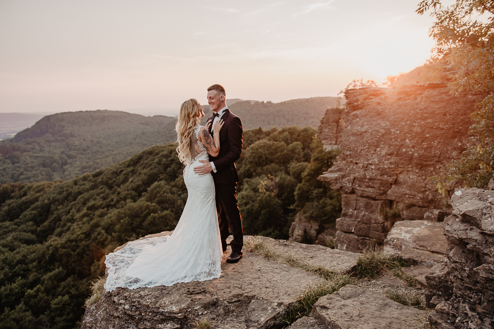 Afterwedding Shooting in Ostwestfalen-Lippe