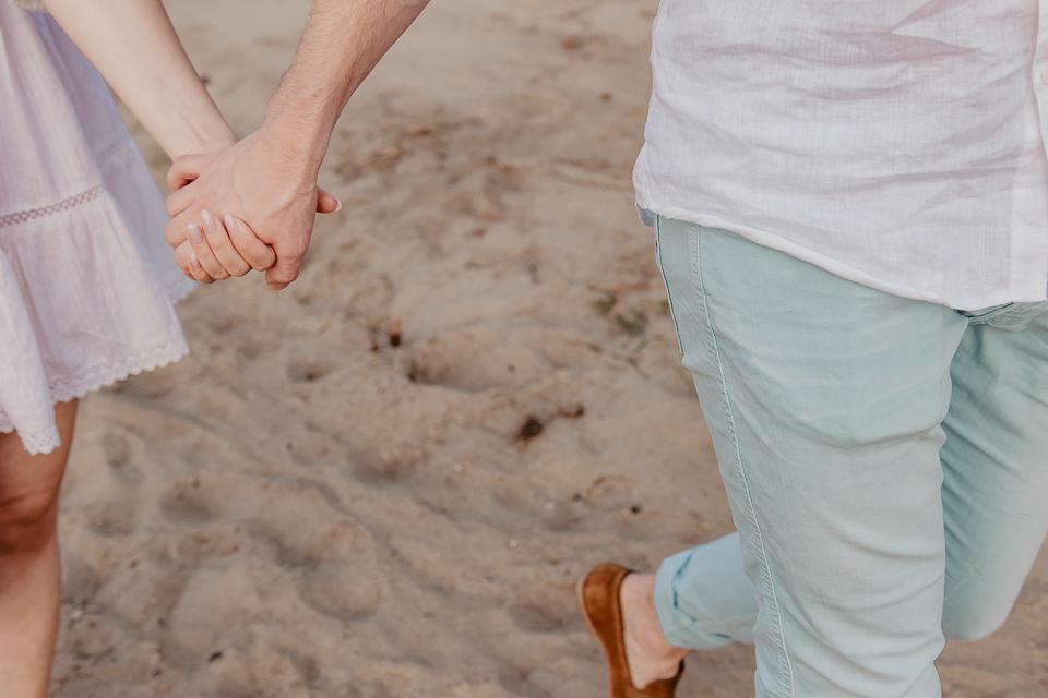 Verlobungsshooting in Hamburg