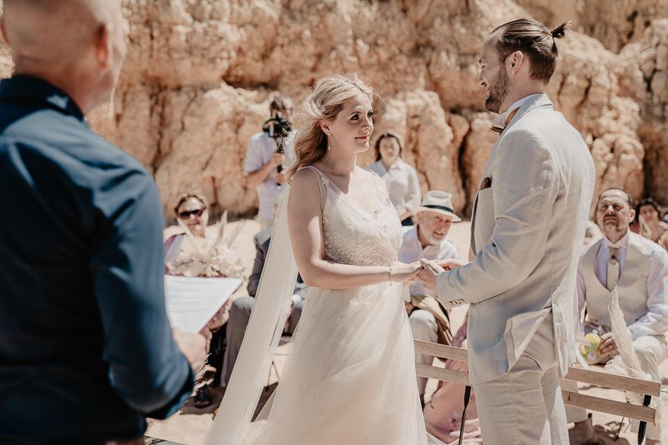 Hochzeit an der Algarve