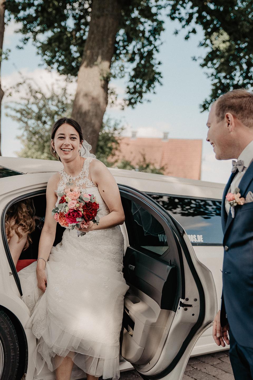 Hochzeit in Hille