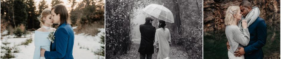 5 große Vorteile vom Heiraten im Winter