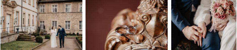 Heiraten zu Zweit auf Schloss Gehrden