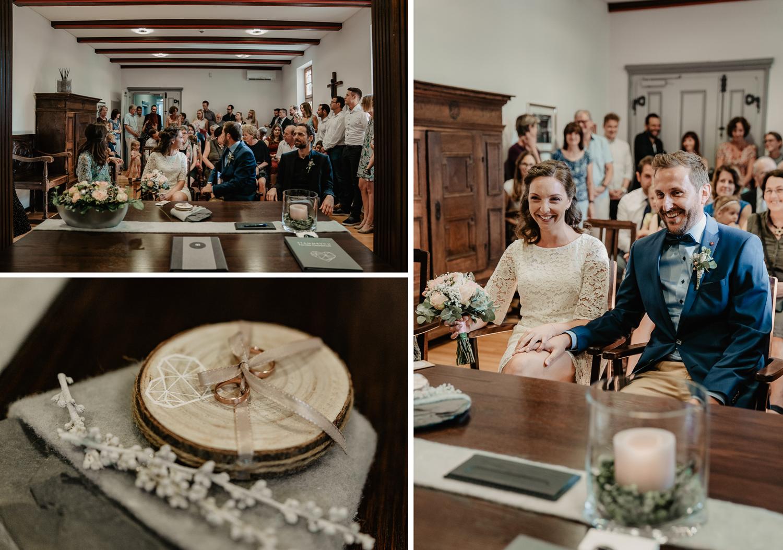 Hochzeit im Mallinckrodthof