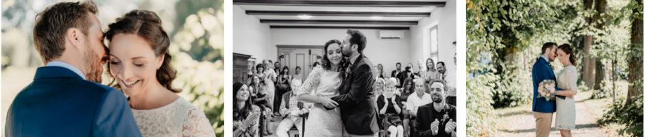 Standesamtliche Hochzeit im Mallinckrodthof